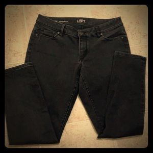 The Loft women's jeans